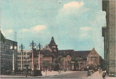 Plac Sejmu Śląskiego