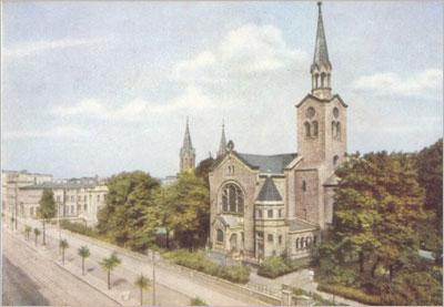 Ulica Warszawska