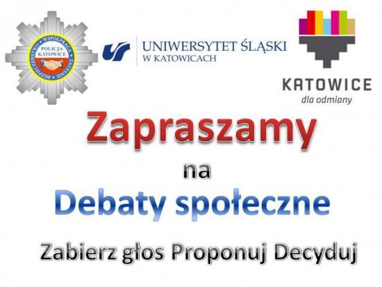 Spotkanie z mieszkańcami Katowic