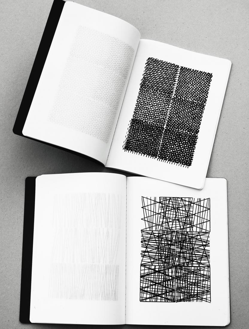 Wystawa NOTO ART 2 Zeszyty - Interakcja 2016