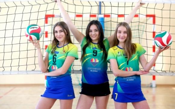 Uczennice z katowickiego Gimnazjum nr 18 grają o medale Mistrzostw Świata!