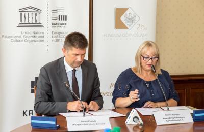 Współpraca z Funduszem Górnośląskim