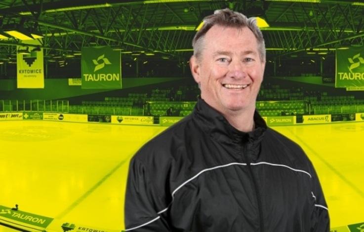 Tom Coolen nowym szkoleniowcem hokejowej GieKSy