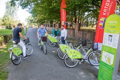 Nowe stacje wypożyczalni rowerów miejskich