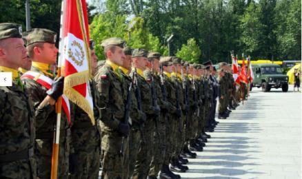 Obchody Święta Wojska Polskiego w Katowicach