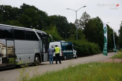 Działania bezpieczny pasażer