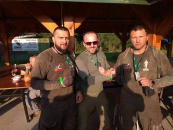 Śląscy policjanci na mecie Grom Challenge