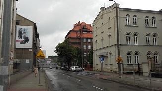 Remont ulicy Szkolnej