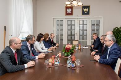 Województwo i Metropolia: wyznaczono pola współpracy