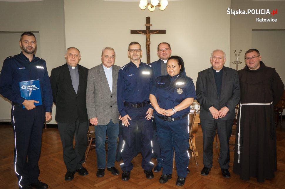 Porozumienie katowickiej policji z Kurią Metropolitarną