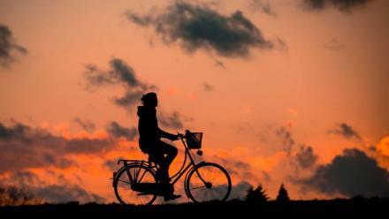 Przedłużony sezon rowerowy w Katowicach