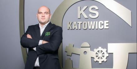Nowy prezes GKS-u. I nowy dyrektor sportowy