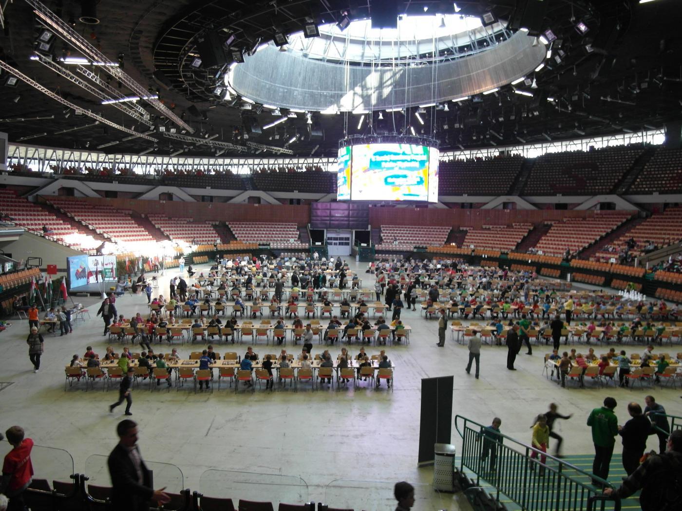 Najdłuższy maraton szachowy w Katowicach