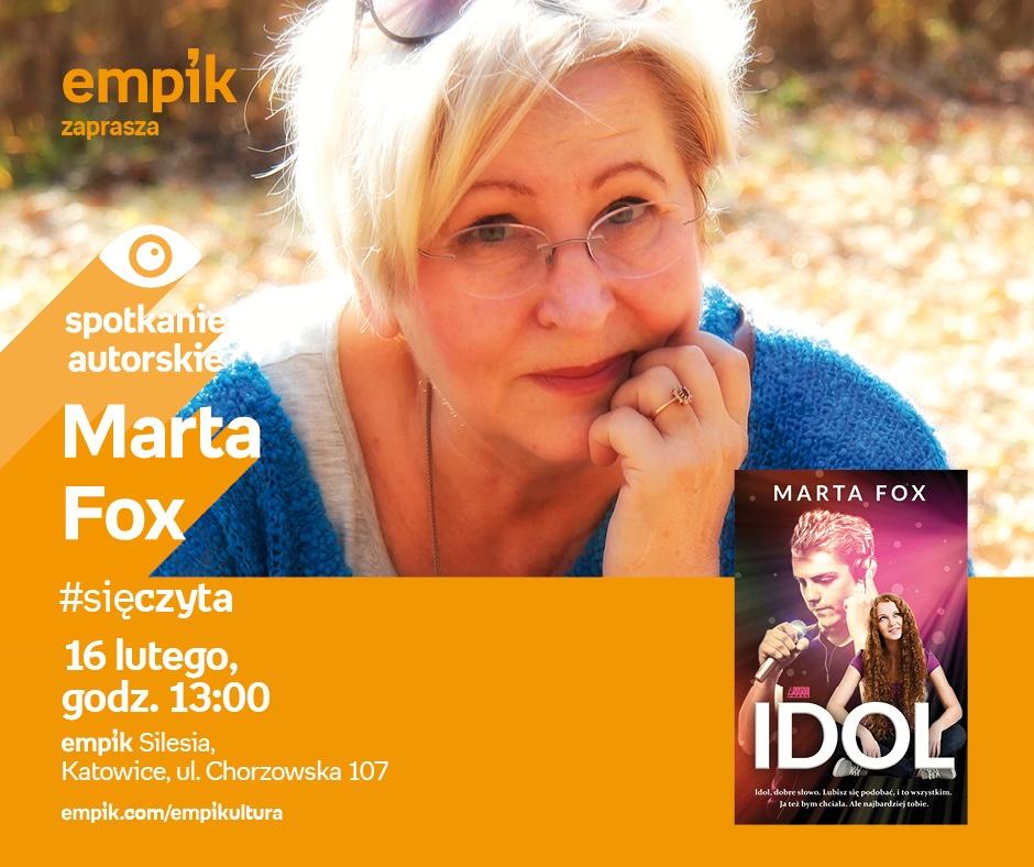Spotkanie z Martą Fox