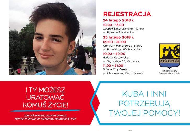 Wielkie pomaganie w Katowicach