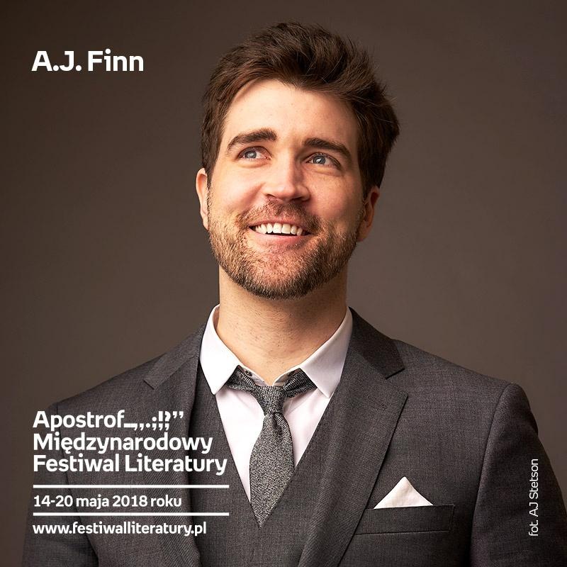 A.J Finn w Empiku Silesia