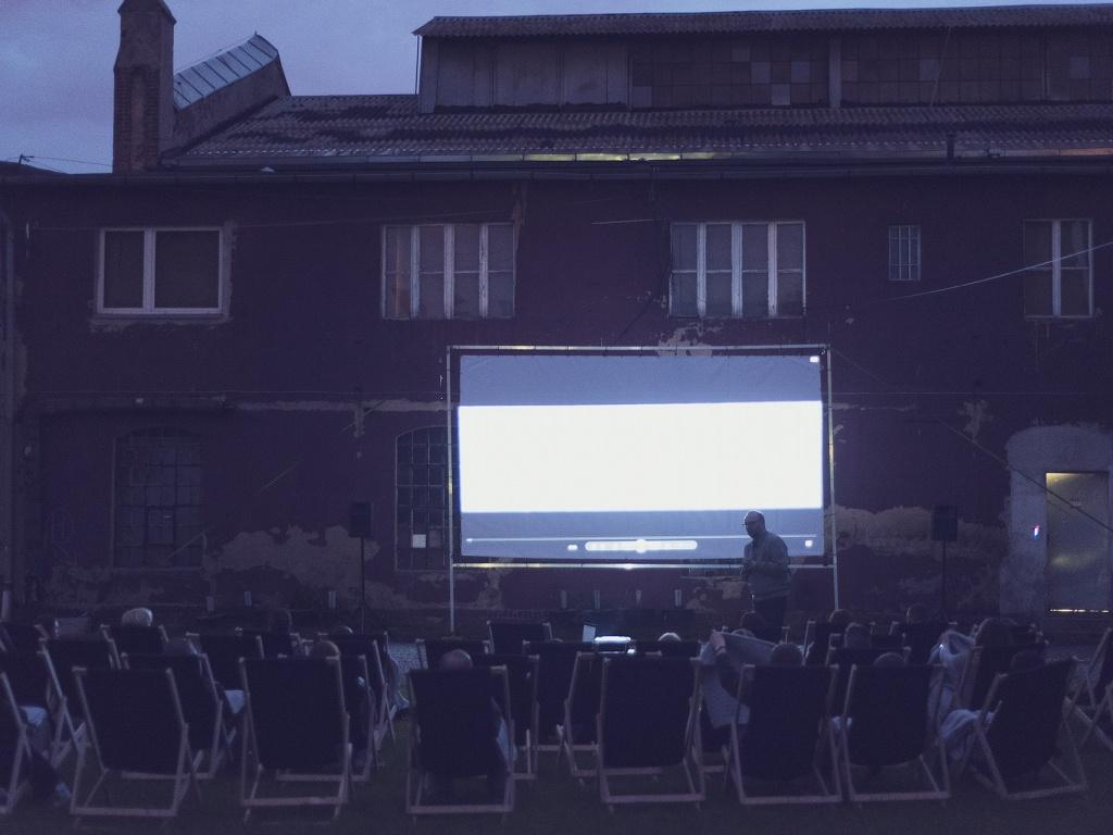 Kino Kuźnia - Pan od muzyki