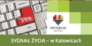 """Katowice docenione za inicjatywę pn. """"Sygnał Życia""""!"""