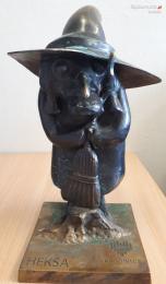 Monitoring miejski pomógł w zatrzymaniu złodzieja figurki