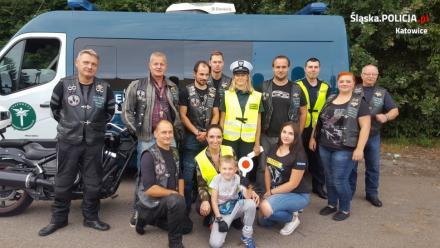 Motocykliści pełnosprawnymi uczestnikami ruchu drogowego