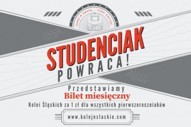 """Powrót akcji """"Studenciak"""""""