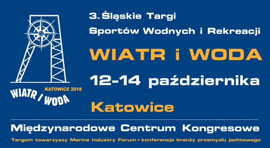 3. Śląskie Targi Sportów Wodnych i Rekreacji WIATR i WODA