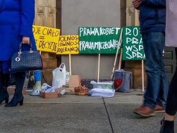 Marsz Kobiet ponownie przeszedł przez Katowice [KOMENTARZ]
