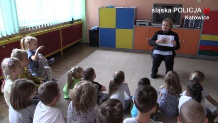 Przedszkolaki bezpieczne w komunikacji miejskiej