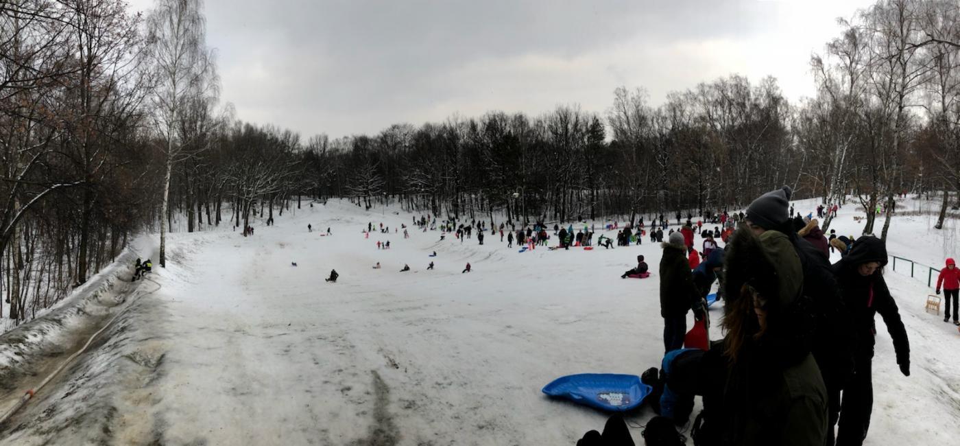 Reaktywacja toru saneczkowego w Parku Kościuszki