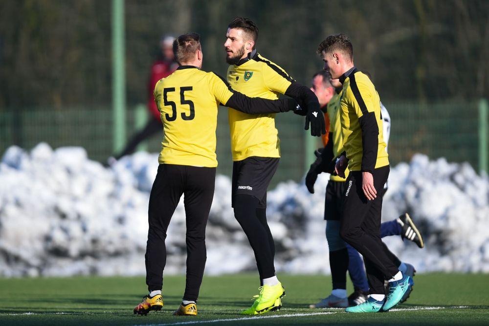 Piłkarski GKS Katowice wzmacnia się przed rudną jesienną