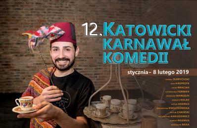 Rusza Katowicki Karnawał Komedii