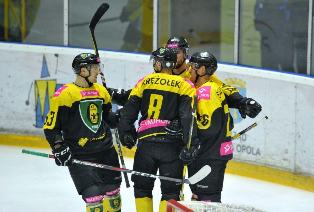 Tauron KH GKS Katowice - GKS Tychy: wielki mecz na szczycie