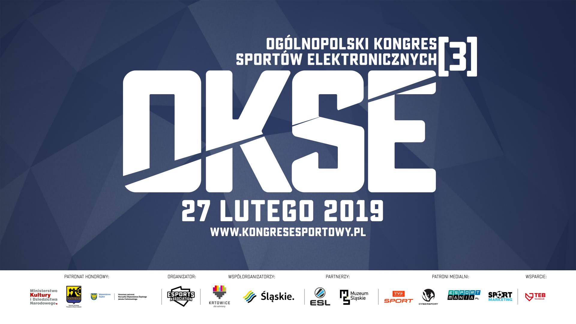 Ogólnopolski Kongres Sportów Elektronicznych powraca z trzecią edycją!