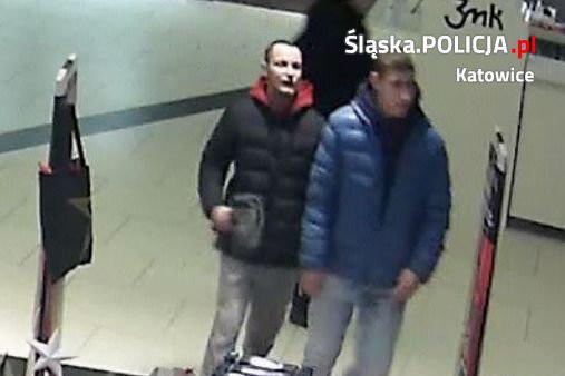 Policja szuka sprawców kradzieży perfum. Publikujemy ich wizerunki