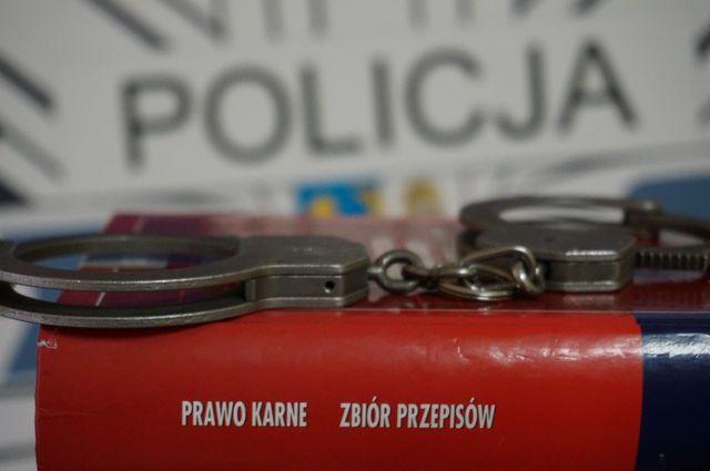 Włamywacz z Katowic usłyszał 35 zarzutów