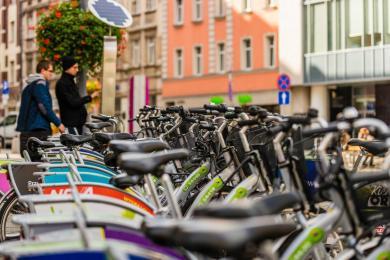 Metropolia integruje systemy rowerów miejskich. Umowa z Nextbike podpisana