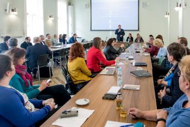 Warsztaty subregionalne dla obszaru Górnośląsko - Zagłębiowskiej Metropolii
