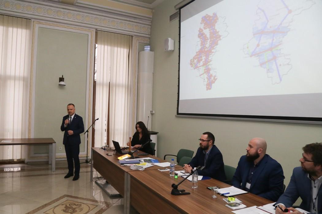 Spotkanie w sprawie regionalnej polityki rowerowej
