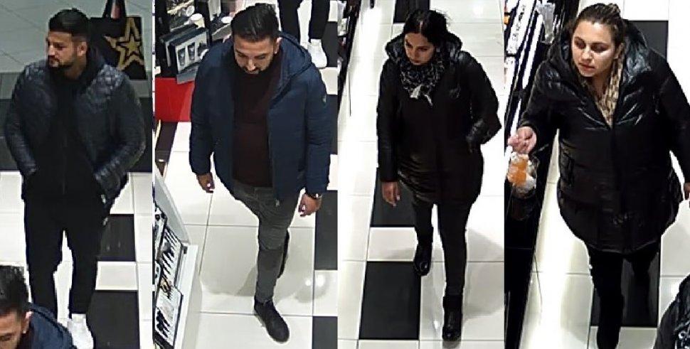 Ukradli perfumy o wartości ponad 5000 zł. Publikujemy wizerunki sprawców
