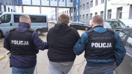 Policja zatrzymała 13 pseudokibiców. Przejęto narkotyki warte prawie 2 mln zł!