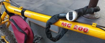Jak zapobiec kradzieży roweru? Policjanci radzą