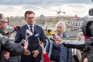 Prezydent Marcin Krupa realizuje swój program wyborczy
