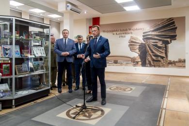 Wielka defilada wojskowa w Katowicach. Minister Obrony Narodowej z wizytą na Śląsku