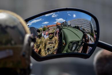 Czołgi, rakiety, policja i premier Morawiecki - piknik militarny w Katowicach [ZDJĘCIA]