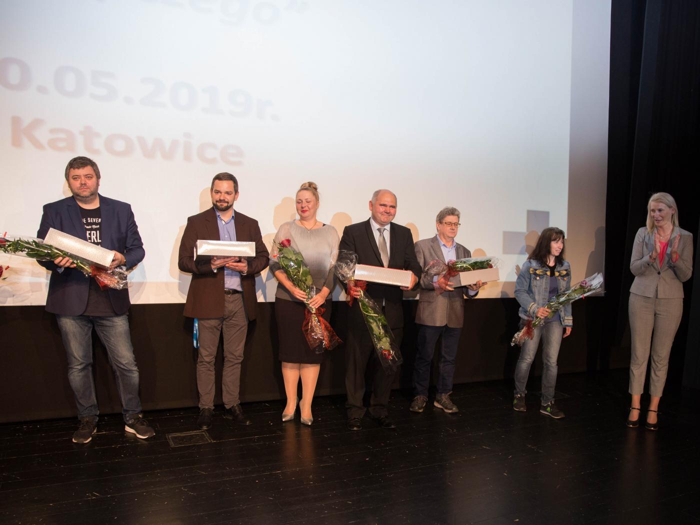 Obchody Dnia Rodzicielstwa Zastępczego w Pałacu Młodzieży w Katowicach