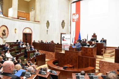 Sesja Sejmiku Województwa Śląskiego - będzie więcej pieniędzy na Ochotniczą Straż Pożarną