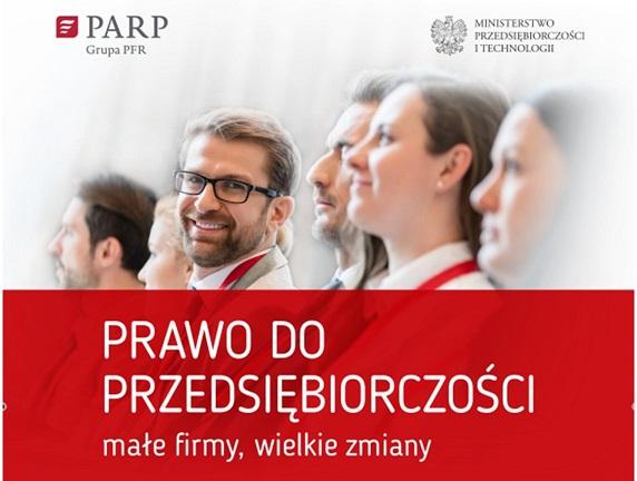 Prawo do przedsiębiorczości - spotkanie informacyjne dla firm w Katowicach