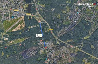 Katowice: Uwaga kierowcy! Utrudnienia na DK 86 - ul. Pszczyńska