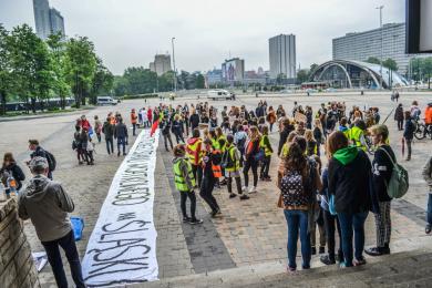 Marsz dla klimatu przeszedł przez Katowice