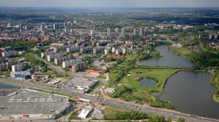 Katowice najbardziej ekologicznym miastem w Polsce